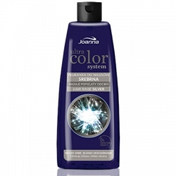 Joanna, Ultra Color System, płukanka do włosów srebrna 150 ml