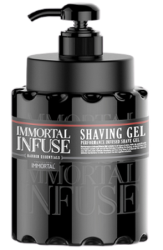 Immortal Infuse Shaving Gel 1000ml