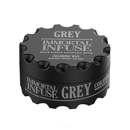 Immortal Infuse Coloring Wax Grey 100ml